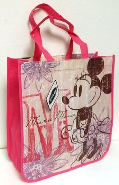 Disney Vintage Minnie Mouse Reusable Tote Bag (13 x 14 x 5 Inches) by Legacy Licensing Partners, http://www.amazon.com/dp/B0082CA1SO/ref=cm_sw_r_pi_dp_VcUbsb0SSFBMZ