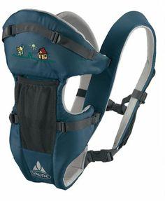 Vaude Soft III Child Carrier Backpack