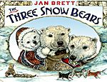 """The Three Snow Bears"" by Jan Brett"