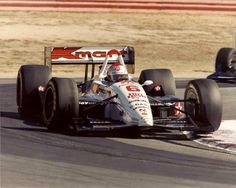 Mario Andretti - Lola Ford XB - Newman-Haas Racing - Toyota Grand Prix of Monterey - 1993 PPG Indy Car World Series, round 16 Indy Car Racing, Indy Cars, Racing Team, Sprint Cars, Race Cars, Mario Andretti, Motor Sport, Vintage Racing, Formula 1