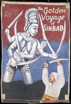The Golden Voyage of Sinbad via Ghana