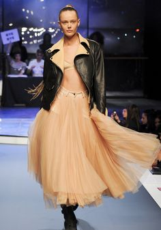 Jean Paul Gaultier - Spring Summer 2014 - Strictly Come Dancing