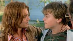 What's eating Gilbert Grape? One of Leo's best!
