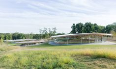 First images of SANAA's curvy Grace Farms cultural center unveiled | Inhabitat - Sustainable Design Innovation, Eco Architecture, Green Building