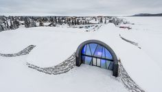 Sweden's Icehotel 365 Keeps It Cool All Year LongPhoto by Asaf Kliger  The solar-powered ice hotel is the best place to chill this summer…  Devorah Lev-Tov