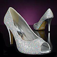 My bridesmaid's shoes.