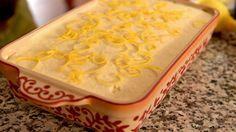 Make Lidia Bastianich's Limoncello Tiramisù recipe that appears in her PBS special - Lidia Celebrates America.