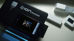 The iPics2Go from @ionaudio is handy for getting analog prints, slides, and negatives into your #iPhone 4/4S.