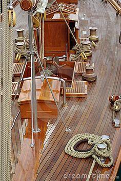 Wooden Sailboat Royalty Free Stock Image - Image: 12991036