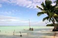 Kiribati is the world's only country to fall within all four hemispheres.