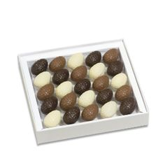 Praline filled Easter chocolate eggs - Richart us online boutique