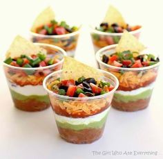 What a great idea for tailgating. Never worry about double dipping again! Repin if this is a must try. #Tailgating #Margaritas #MargaritavilleCargo