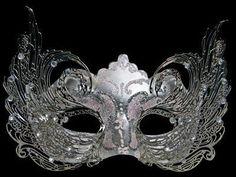 Vixen Venetian Masquerade Mask