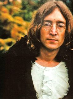 John Lennon -- I really miss his voice, and wish we could have heard much more from him.