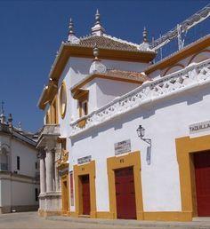 Plaza de Toros Sevilla - Búsqueda de Google