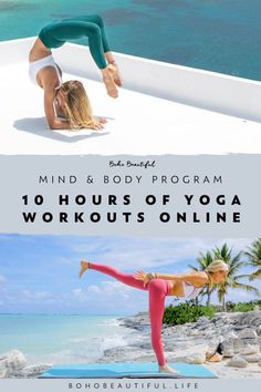 The entire ten day program has been designed to challenge your mind and body to embrace new habits for a healthier lifestyle.   Yoga Workouts for Beginners   The program also includes the 165 page: Happy Healthy Plant Based Eating Guide, weekly meal plan, healthy living guide and 10 hours of easy to follow online yoga workout classes.   Yoga Routine   Healthy Living    Juliana Spicoluk Yoga Teacher   Boho Beautiful #yoga #workout #fitness #exercise #yogaprogram