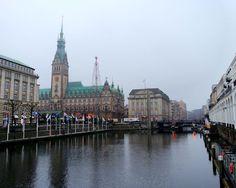 Ein Städtetrip nach Hamburg zur Weihnachtszeit: 7 Sachen, die auch im Winter gehen.