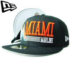 【ニューエラ】【NEW ERA】59FIFTY MIAMI MARLINS ブラック 【CAP】【newera】【帽子】【マイアミ・マーリンズ】【snap back】【MLB】【黒】【赤】【black】【フロリダ】【キャップ】【fitted】【あす楽】【楽天市場】