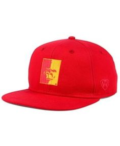Top of the World Pittsburg State Gorillas League Snapback Cap - Red Adjustable