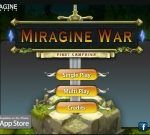Miragine  a vast land that is famous for its huge amount of valuable materials  are in danger as a lot of bad men are going to invade it. The war has lasted for a long period and only 2 nations survive in this fierce battlefield.