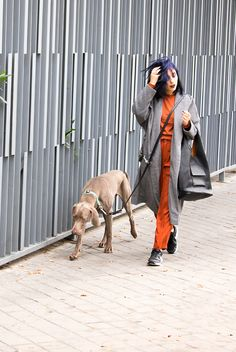 OUTFIT TO WALK AROUND THE CITY - #outfit #look #orangeisthenewblack