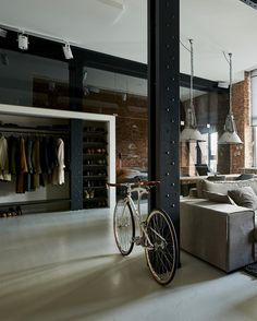 Describe this house in ONE word! Steel Loft designed by Astrid ...