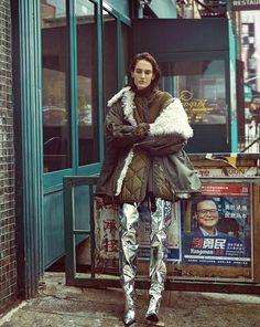 China Town (Vogue Korea)