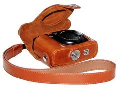 Leather Case for Canon PowerShot G15