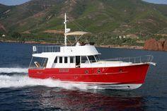 Beneteau Trawler 42 - 13mt - 2 Cabins