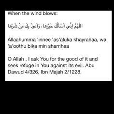 #whenthewindblows#dua#islam