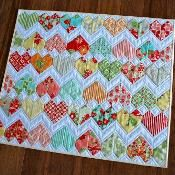 ZigZag Love - via @Craftsy