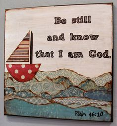 Canvas Scripture Art