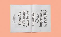 Story — Annual Report 2014. on Behance