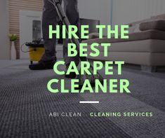 If you own a carpet or two, it is necessary to get it cleaned from time to time. If you think that washing your carpet using simple detergents in a washing machine is enough to keep it clean, think again!