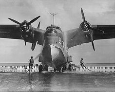 PBM, the real sea plane.