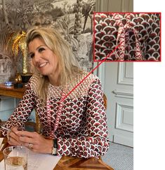 Queen Maxima, Prada, Valentino, My Style, Blouse, Prints, Netherlands, Royals, Holland