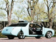 1999 Chevrolet Nomad Concept. Oh how I wish that they would re-release this car!