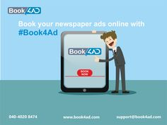 Book your newspaper Newspaper, Ads, Books, Libros, Journaling File System, Book, Book Illustrations, Libri