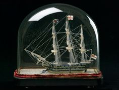 Ship model in glass dome posters, canvas prints, framed pictures, postcards & more by unknown. Framed Art Prints, Fine Art Prints, Poster Prints, Canvas Prints, Posters, Canvas 5, Exotic Birds, Model Ships, Glass Domes