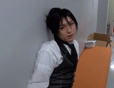 yuya matsushita as black butler gifs - Google Search