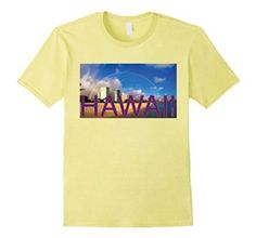Amazon.com: Rainbow Hawaii Shirt for Men, Women, Kids: Clothing