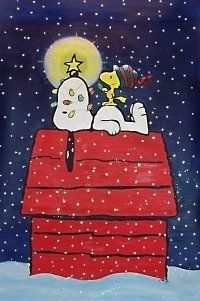 Inspirational Christmas Messages Quotes and Pictures to Share with Friends and Family Happy Merry Christmas, Snoopy Christmas, Charlie Brown Christmas, Charlie Brown And Snoopy, Magical Christmas, Christmas Art, Christmas Paintings, Christmas Wishes, Christmas Ideas
