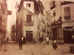 calle S. pedro
