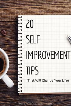 If you aren't focusing on self improvement, you are just sitting on the sidelines of life. So the question becomes, are you happy with your life? www.breathofoptim...