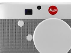 leica M camera for (RED) by jony ive + marc newson