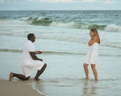 #Surprise #Proposal #Beach #Portraits #Engaged #Engagement #HeAsked #SheSaidYes