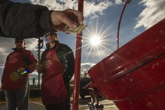 Salvation Army Reports Fuller Red Kettles in 2015