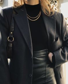 Neue Outfits, Edgy Outfits, Cute Casual Outfits, Look Fashion, 90s Fashion, Korean Fashion, Womens Fashion, Winter Fashion Outfits, Elegantes Outfit Frau