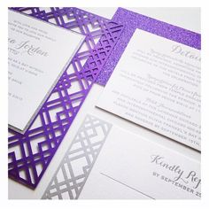 {olivia} custom bat mitzvah invitations