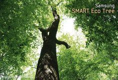 SMART Eco Trees de Samsung  Hasta 24 bromas del #aprilsfoolday de BMW, IKEA, Sony, Samsung, Google, Twitter y un largo etcétera en http://ceslava.com/blog/las-bromas-del-april-fools-day-2013/ ¿Picaste en alguna? ¿Cuál ha sido tu preferida?